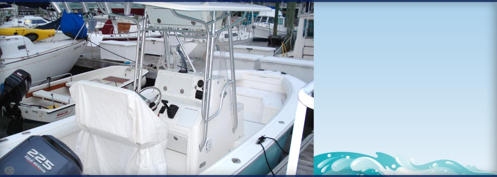 20' 2006 Cobia w/ 225 HP Outboard